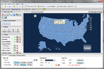 interactive map mapping software