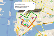 custom google map solutions