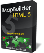 iMapBuilder interactive html5 map making tool, maps creation for iPhone, iPad, Android, tablets and slate devices