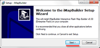 software setup wizard