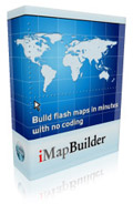 iMapBuilder - all-in-one flash interactive map making software
