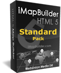 html5 map software package