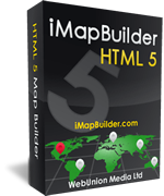 Online Map Maker IMapBuilder - Us map making software