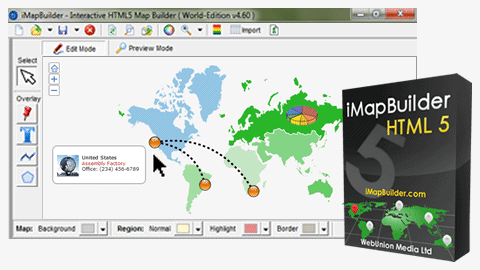Imapbuilder interactive map software easy to use map maker gumiabroncs Image collections