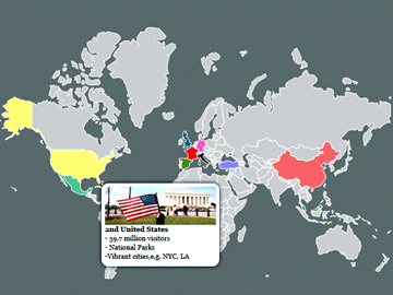 IMapBuilder Interactive Map Software - Interactive us map html5