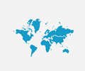 iMapBuilder Interactive HTML5 World Map with seven continents