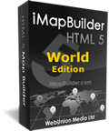 html5 map software world edition