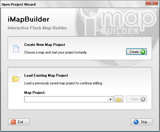 imapbuilder wizard